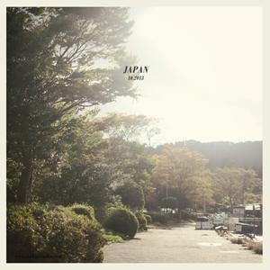JAPAN IN OCTOBER // 2013
