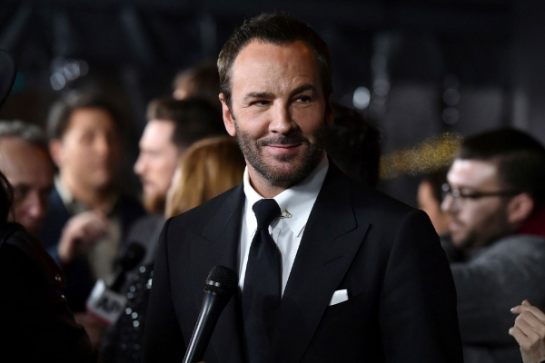 Five Style Lessons From Mr Tom Ford